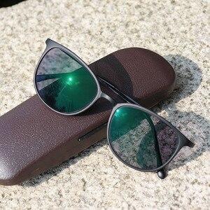 Image 4 - Anti UV reflektierende Übergang Sonne Photochrome Lesebrille Frauen Ultra Licht TR90 Rahmen Presbyopie Brillen für Männer