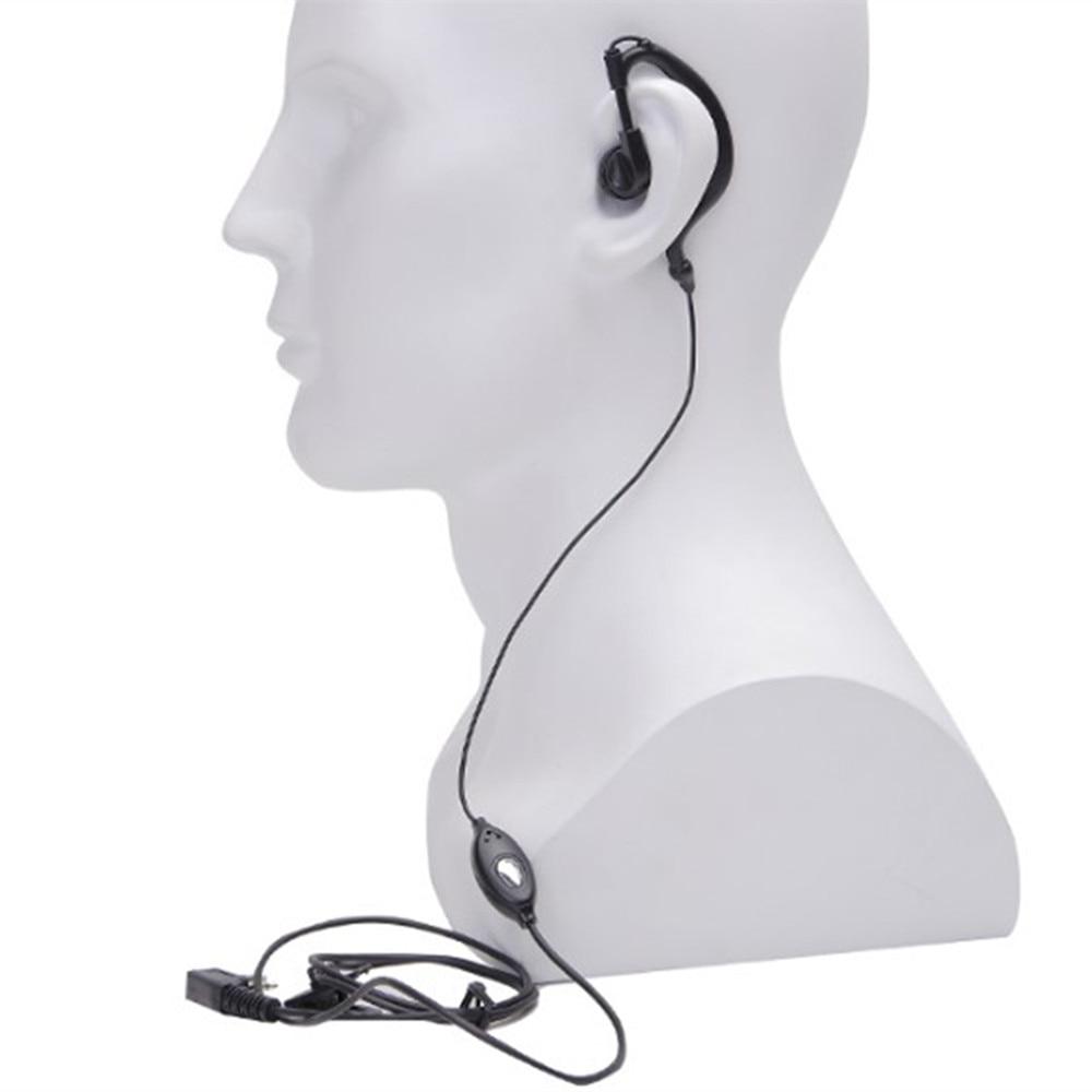 100% Original Baofeng BF-C1 Headset  BF-777s Two Way Radio Earphone 777S Walkie Talkie 50km Headphone  Microphone Mic Earpiece