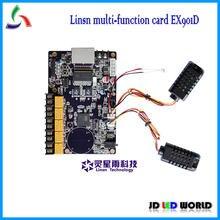Cartão linsn EX901 ( EX901D ) multi - cartão função