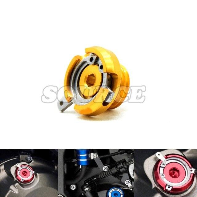 Hot sale Motorbike CNC Engine Oil Filler Cup Cap Plate Brake Bracket for honda cb 400 honda cb 500 ducati 999 ducati diavel