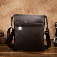 100 Guarantee Natural Cowskin Men Bags Fashion Simple Style Men S Travel Bags Briefcase Soft Leather