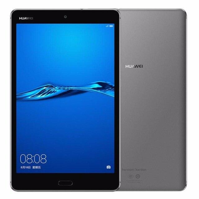 Первоначально Глобальный Планшеты 8 дюймов Huawei MediaPad M3 Lite cpn-w09 3 ГБ 32 ГБ/4 ГБ 64 ГБ EMUI 5.1 64-разрядный Восьмиядерный процессор Qualcomm Snapdragon 435 8MP