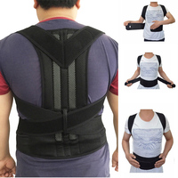Health Care Products Steel Plate Orthopedic Posture Corrector Correction Brace Shoulder Spine Lower Back Support Belt Pad Corset