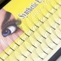 Navina Super soft 3D False eyealsh Latest 60 Clusters Professional Makeup Individual Cluster Eye Lashes Grafting Fake Eyelashes