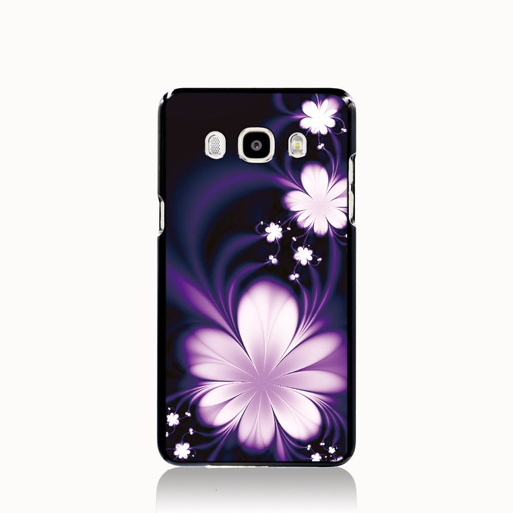 05374 Cool 3D Flower Desktop Wallpaper HD cell phone case cover for Samsung Galaxy J1 MINI J2 J3 J7 ON5 ON7 J120F 2016