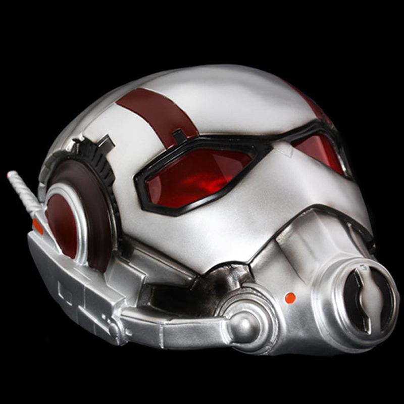 Ant Man Cosplay Mask Ant warrior Helmets Halloween Costumes for men Carnival party mask