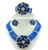 High Quality Jewery Sets Party Jewelry Sets African Big Jewelry Set Colour Stone