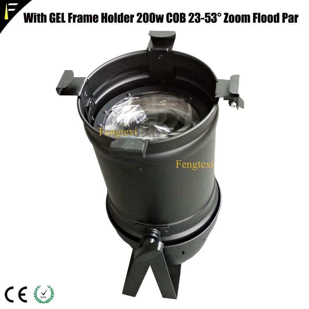 Pro 67dmx modos led 200 watts zoom