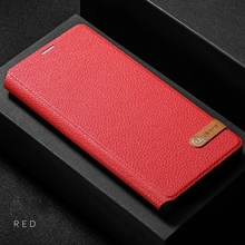 USAMS Litchi Texture PU Leather Case for Samsung Galaxy Note 8