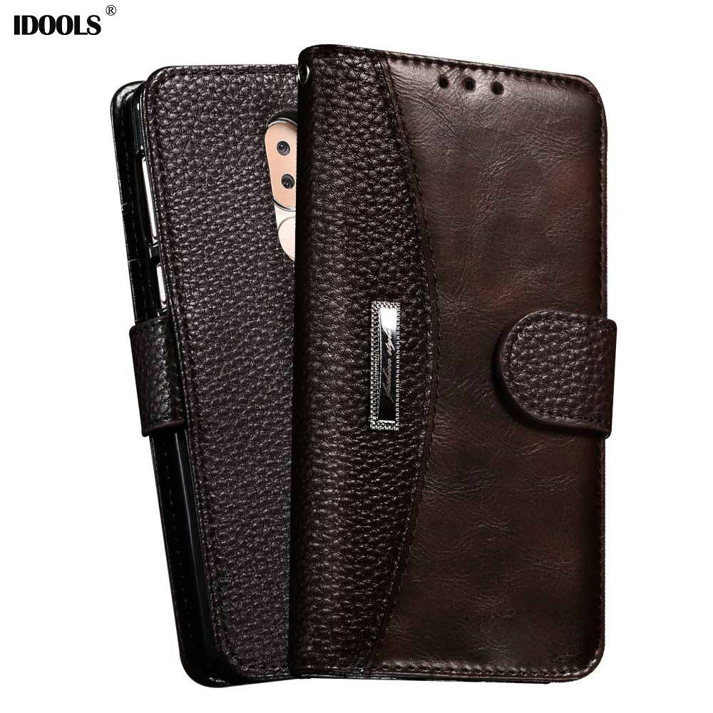 IDOOLS P20 For Huawei Honor 6X Case Phone Bags Cases for Huawei P20 P10 Lite Y5 Mate 10 Pro 10 Honor 8 Lite P8 P9 Lite 2017 7X