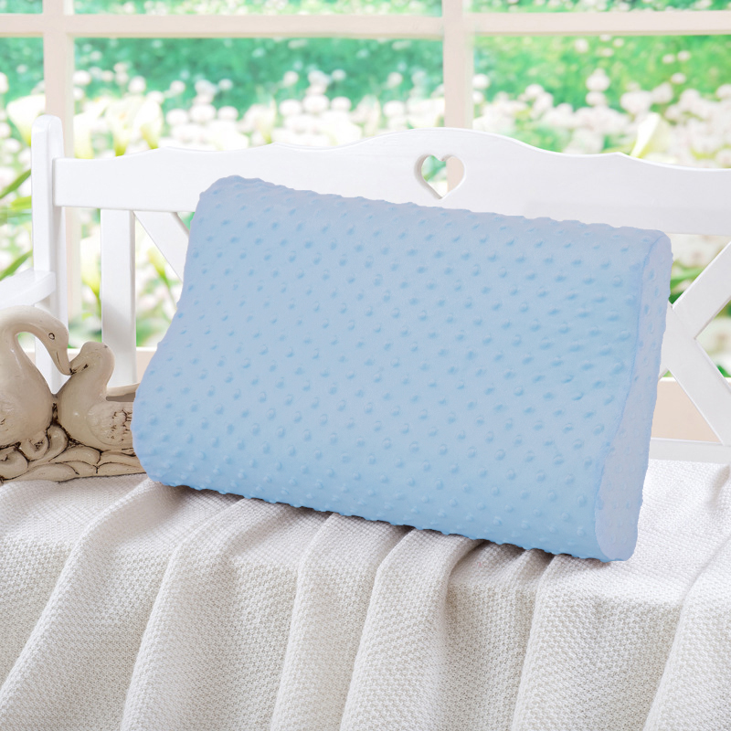 New Memory Memory Pillow Komfortowe poduszki na szyję do spania w - Tekstylia do domu - Zdjęcie 2