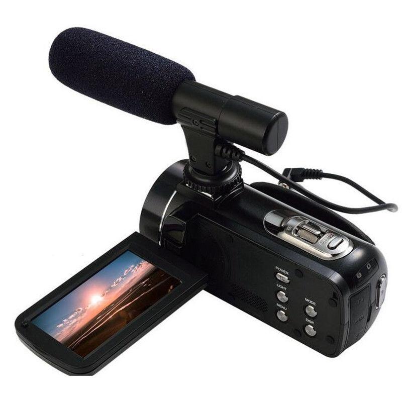 Free shipping ORDRO 1080P Full HD Digital Video Camera font b Camcorder b font 24MP 16xZoom