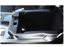 цена на ABS Chrome Center Console Armrest Box Cover Trim For Range Rover Sport 2014-2017 Accessories Car Styling
