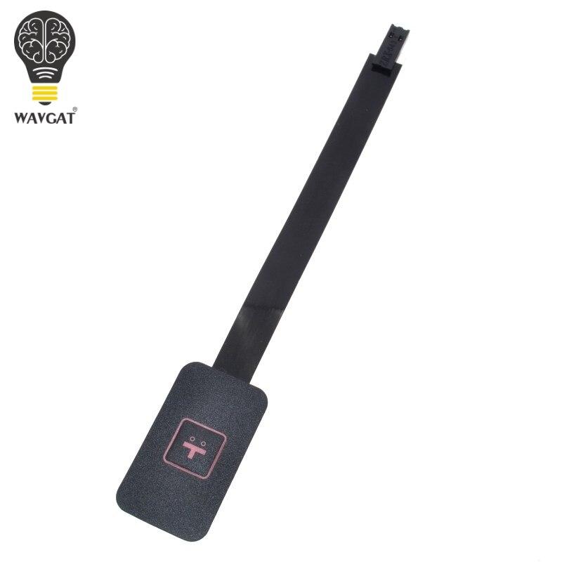 100 шт. wavgat 110 мм один 1 Ключ Мембранный переключатель клавиатура Управление Панель Ultra Slim