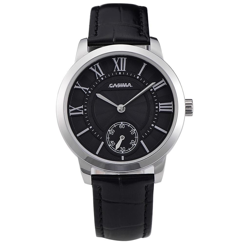 Luxury brand Watches Women Fashion Casual Elegant womens Quartz Wrist Watch lady Leather Waterproof 50m CASIMA#2605 цены онлайн
