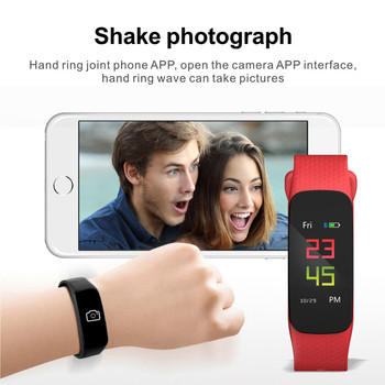 M5S Smart Watch Band Bracelet Activity Tracker with Step Counter Watch Fitness Bracelet Activity tracker bead