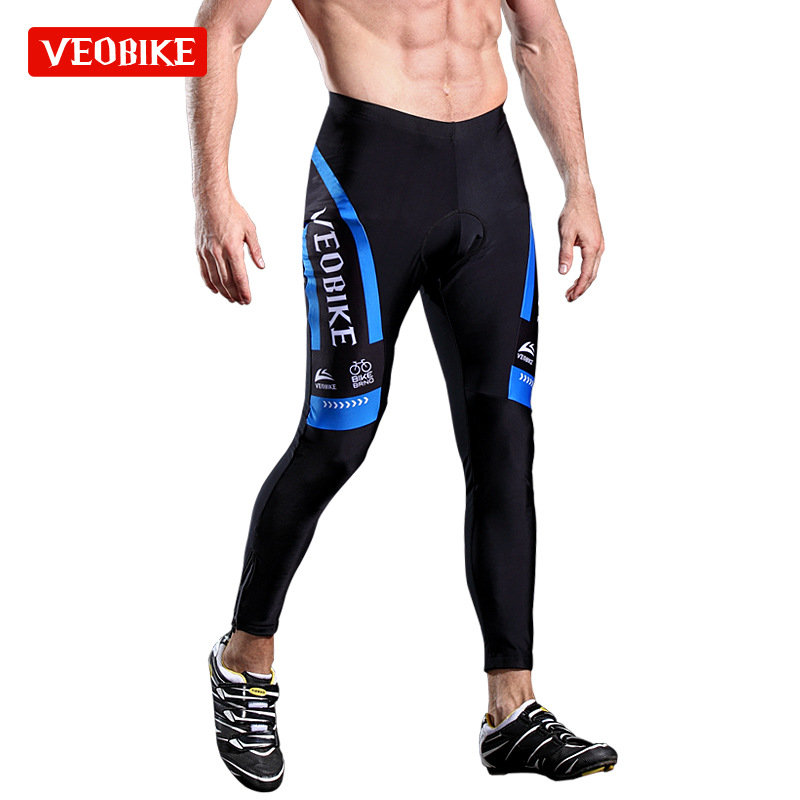 VEOBIKE 2018 breathable Long Trousers Cycling Pants elasticity Spring Autumn MTB Bicycle Bike ropa ciclismo Cycling clothing цена