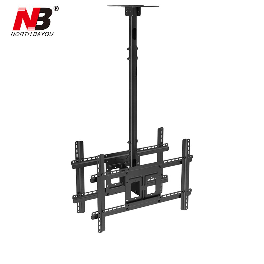 "Здесь продается  NBT590-15 Full Rotating height Adjustable 32""-50"" dual screen Ceiling TV Mount Bracket LED LCD Monitor Holder   Бытовая электроника"
