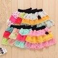 Детская одежда корейской версии летние детей девушки юбки пузырь цветок юбка фабрики сразу цвет случайно