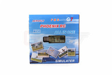 Freeshipping 5PCS/LOT All In One RC Simulator Cabl /USB Dongle for RC Helicopter Aeroplane Car G7 FMS