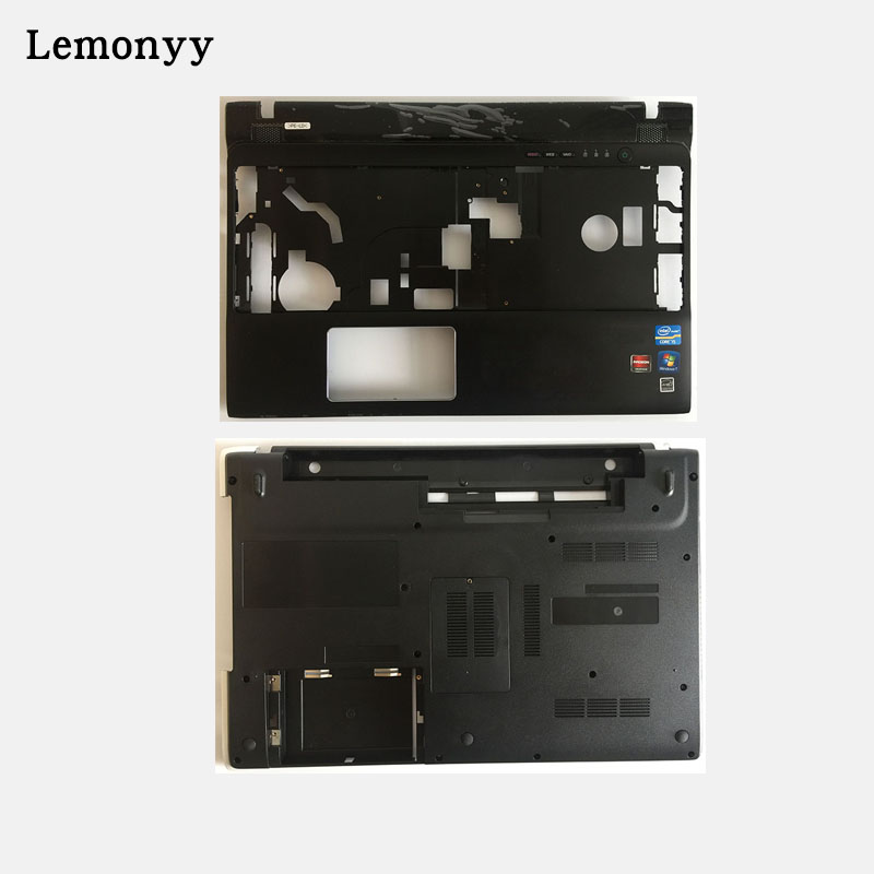 Case Bottom FOR Sony vaio SVE118ECW SVE151 Series Base Cover Series Laptop Notebook Computer Replacement/Palmrest Cover new laptop bottom base cover for sony vaio svf14 svf14e svf1421s1e svf1421tst svf1421ust svf142c29u case black