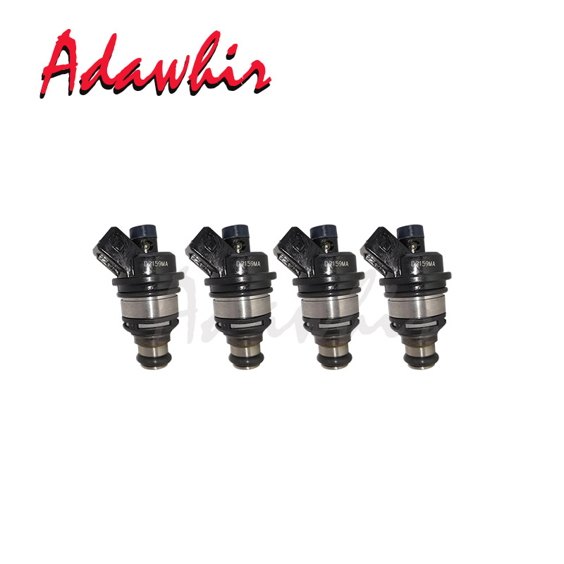 4 pieces x High Quality Fuel Injectors Injection Parts D2159MA Jets For Peugeot 405