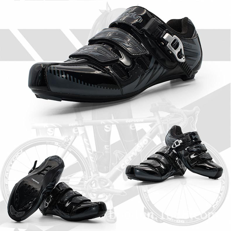 11 bestgia New-Mens-Road-Bicycle-Shoes-MTB-Riding-Cycling-Mountain-Bike-Shoes-EUR39-46-Non-slip-Auto (2)