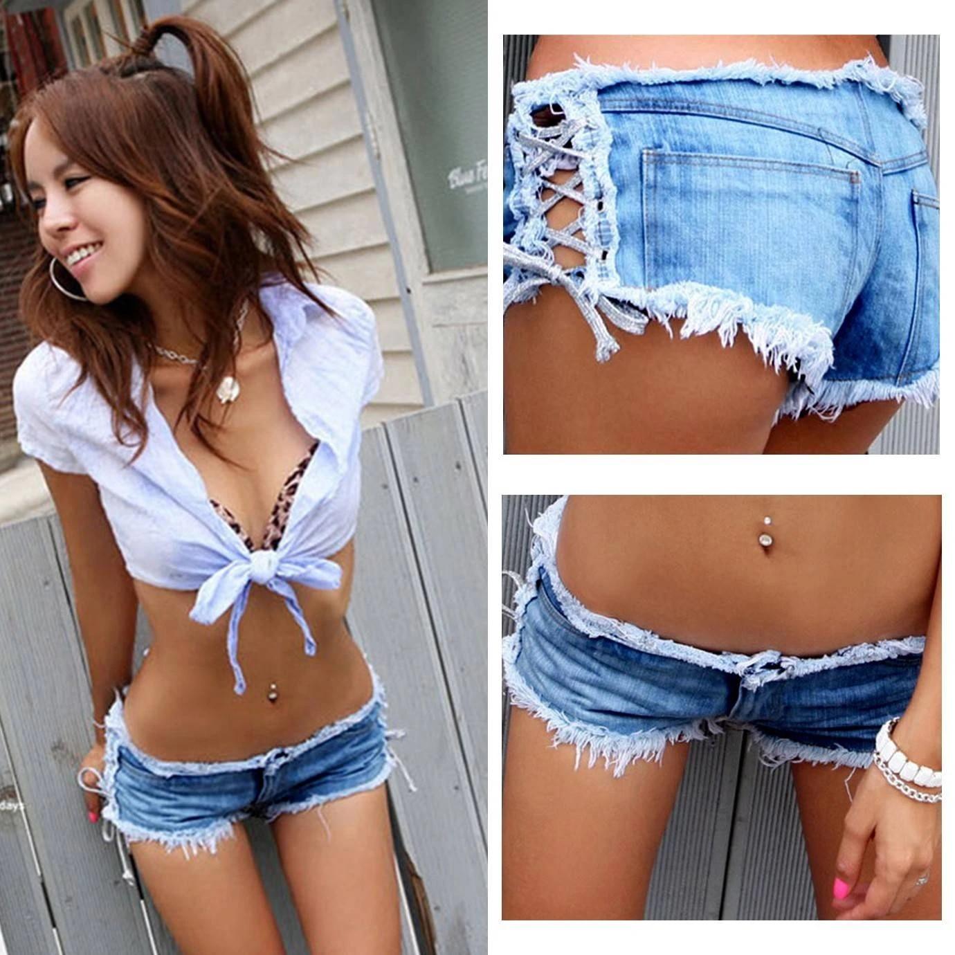Shorts No Panties Images