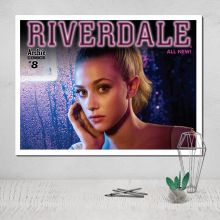 canvas painting riverdale poster pictures for living room modular in wall paintings decoration home interior