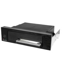 """SATA Internal Tray less Mobile Rack for 2.5"""" or 3.5"""" SSD HDD Hard Drive Backplane Enclosure"""