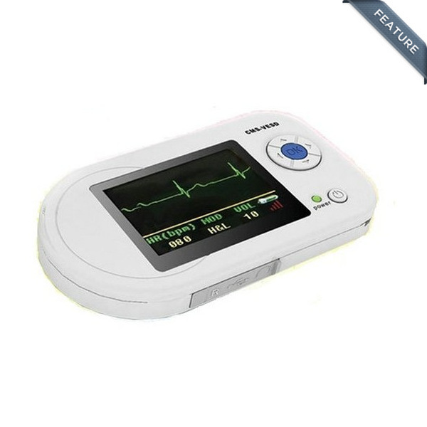 CMS-VESD with SPO2 & ECG Wave USB Software Colour OLED Digital Visual Electronic Stethoscope купить в Москве 2019