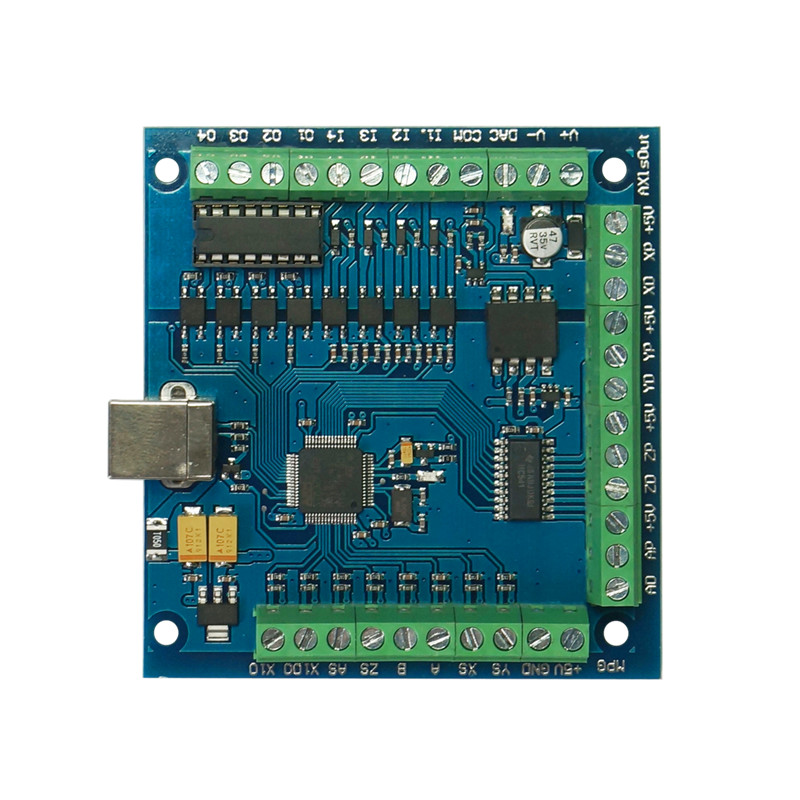 mach3 USB control card 4axis (3)