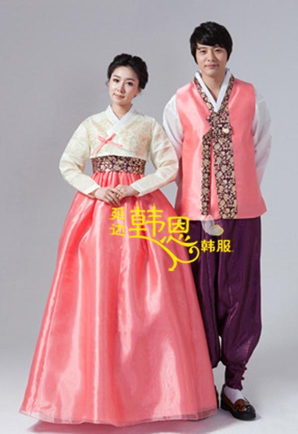 277b54a54 New Traditional Korean Women Men Hanbok Custom Made Bride and Groom Wedding  Hanbok High Quality Lovers Formal Hanboks on Aliexpress.com | Alibaba Group