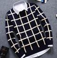 YP1001M 2017 autumn winter Hot selling fashionable causal nice warm pullove christmas sweater men Cheap wholesale brand clothing