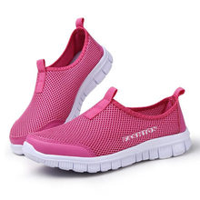 2019 Summer Shoes Woman Sandals Air Mesh Women Casual Shoes Lightweight Breathable Water Slip-on Female Sneakers Sandalias Mujer