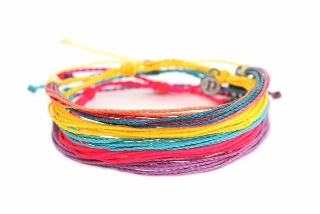 Exclusive Diy Bracelets Crafted Pura Vida Online Friendship Bracelet Adjule Solid Origina Single