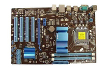 free shipping original motherboard for ASUS P5P43T SI LGA 775 DDR3 16GB P43 Mainboard All solid desktop motherboard