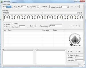 Image 5 - ISO18000 860Mhz ~ 960Mhz UHF تتفاعل ISO 18000 6C 6B قارئ الكاتب ل 18000 6B 18000 6C ناسخة كلونر EPC GEN2 مع تطوير SDK