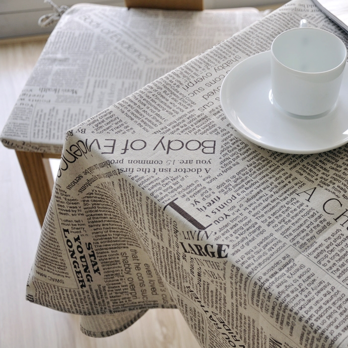 Fluid table cloth rectangle circle dining table reminisced customize vintage fabric coffee table cloth towel cover