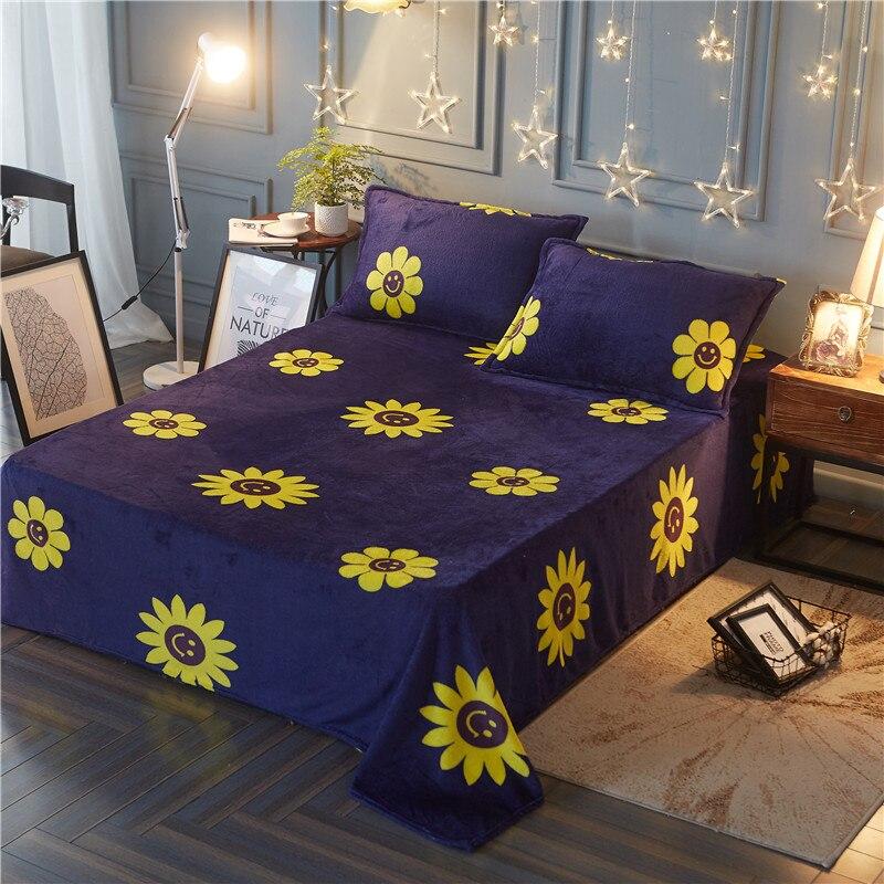 Дешевые 200x230 см домашний текстиль коралловый флис одеяло на кровати Throw теплый цвет ...