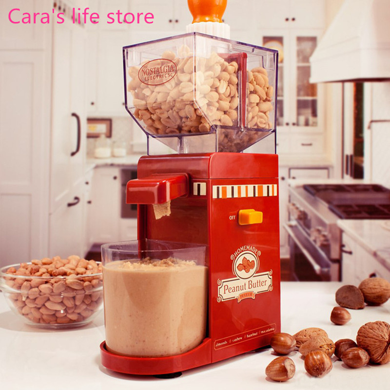 ФОТО Home using electric peanut butter making machine