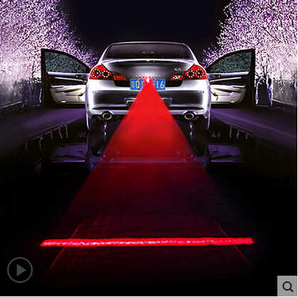 Detail Feedback Questions About Car Styling Tail Laser Fog Lamp