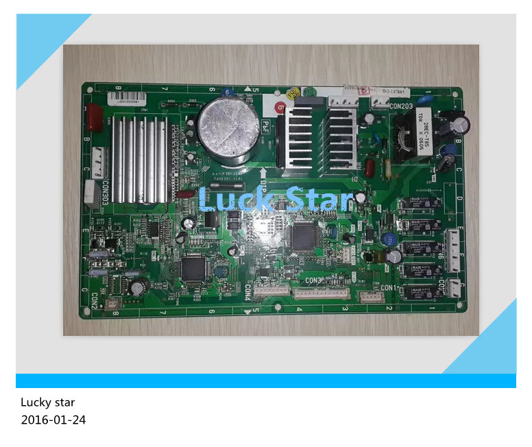 Здесь можно купить   95% new for Panasonic refrigerator pc board Computer board EP-HK29324301A BG-147885 on sale Бытовая техника