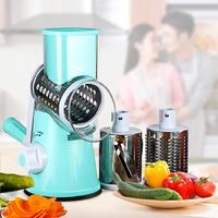 Multifunctional Manual Vegetable Fruit Slicer Cutter Mandoline Chopper Cheese Grater Carrot Potato Julienne Blades Kitchen Tools