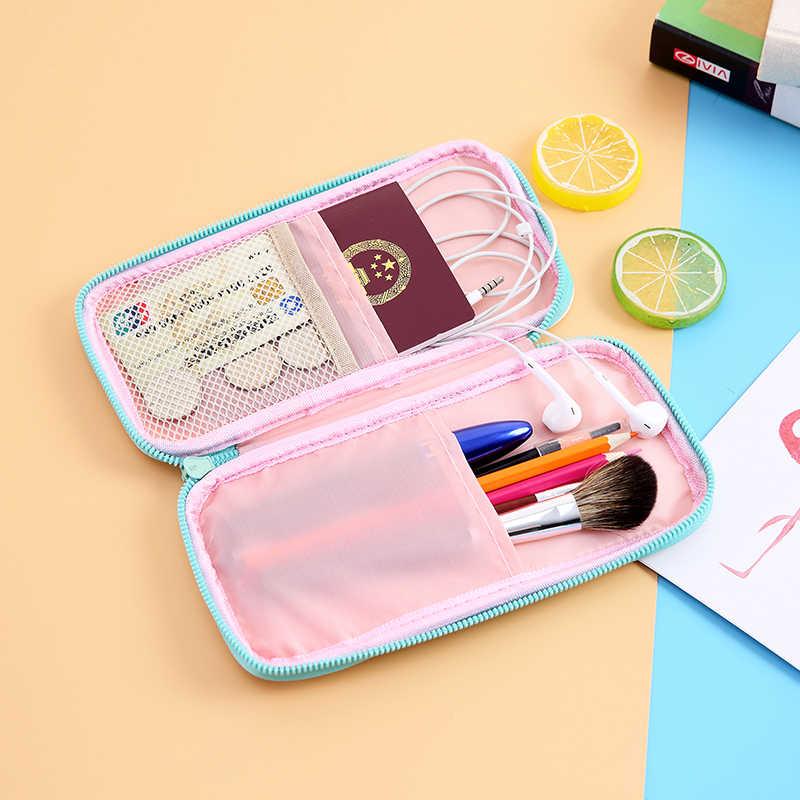 1 pièces Kawaii porte-crayon nouveau grand cadeau de fille Estuches école boîte à crayons crayon sac à crayons fournitures scolaires sac cosmétique