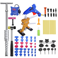 PDR Tools Car Dent Repair Tool To Remove Dents Puller Kit Reverse Hammer Pulling Bridge Suction Cup For Car Dents