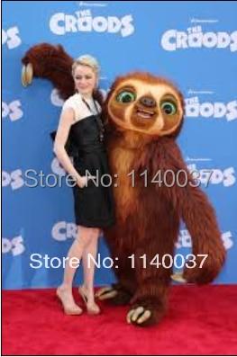 mascot sloth mascot costume custom fancy costume anime cosplay kits  mascotte theme fancy dress carnival costume 736ff657fd41