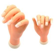 Fake Hand for Nail Art