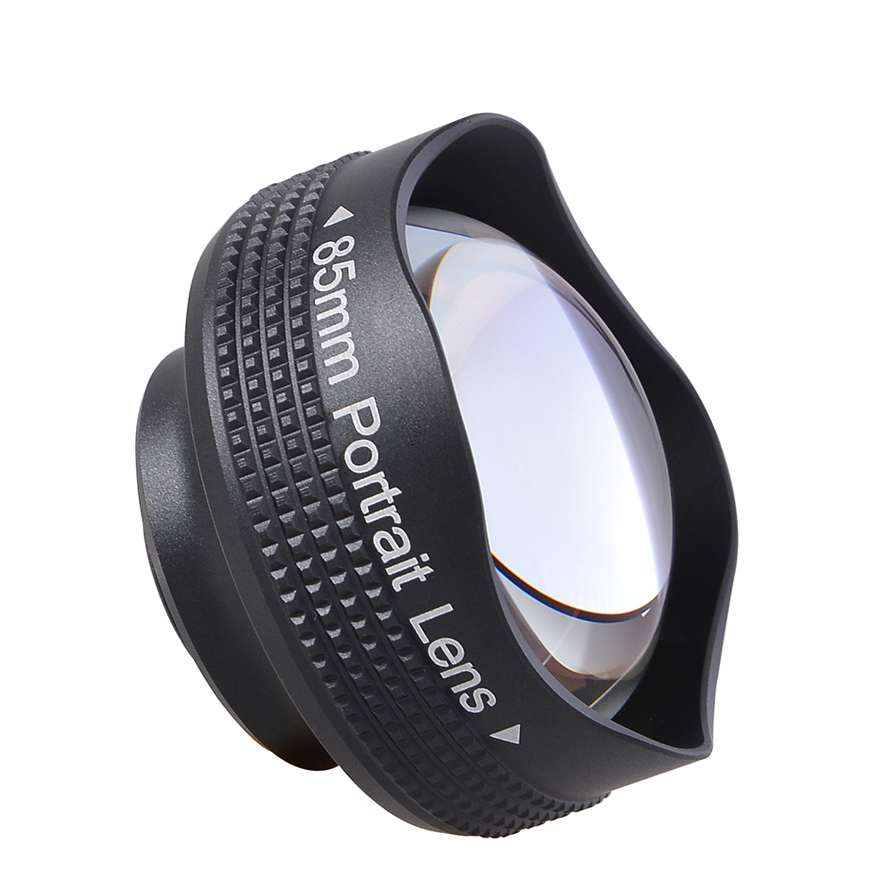 APEXEL Lens 3X Telephoto Lens HD Cell Phone Camera Lens 3X AS Close Telescope Lens for iPhone Samsung Android Smartphone 85mm 3