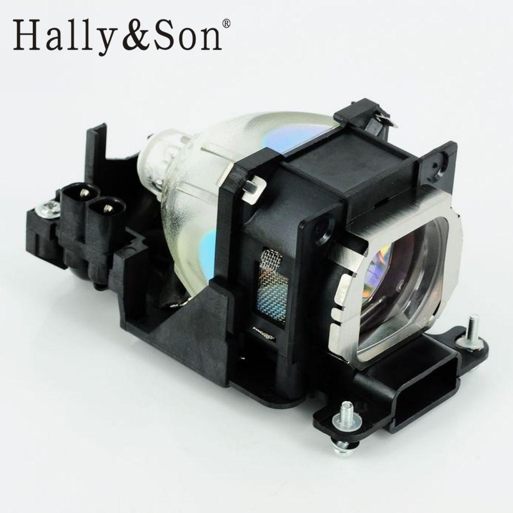 Hally&Son Free shipping ET-LAB10,ET LAB10,ETLAB10 projector lamp bulb for PT-LB10 PT-LB10E projector bulb et lab10 for panasonic pt lb10 pt lb10nt pt lb10nu pt lb10s pt lb20 with japan phoenix original lamp burner